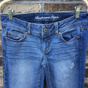 American Eagle Slim Boot Jeans - Size 8
